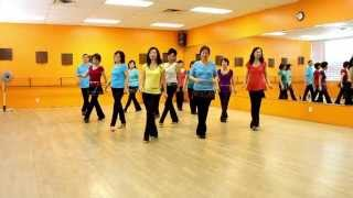 Hold A Memory - Line Dance (Dance & Teach in English & 中文)