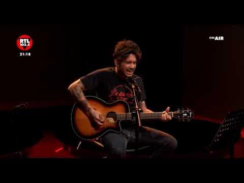 Fabrizio Moro a RTL 102.5