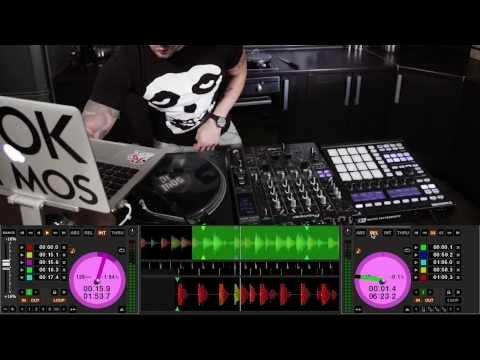 Maschine + Serato + TonePlay   DJ Mos routine