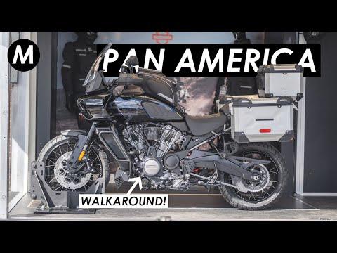 New 2021 Harley-Davidson Pan America 1250 Special Walkaround!