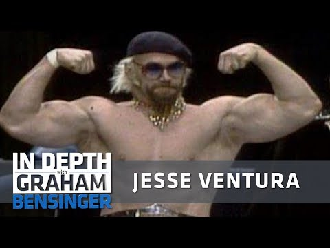 Jesse Ventura on his scariest moments in the ring