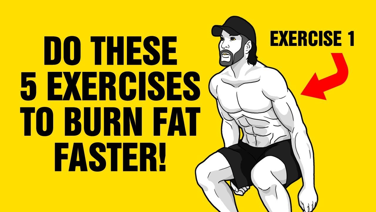 5 Little Known Exercises That Helps You Burn More Calories With Every Workout Lose Belly Fat Fast