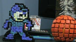 Mega Man Comes to Life