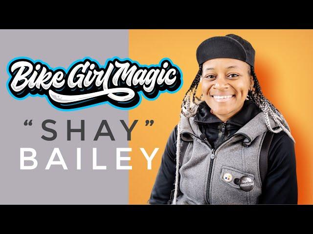 BIKE GIRL MAGIC: Episode 1 - SHAY BAILEY @ WAX WING CYCLES (4K)