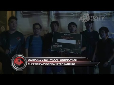 Dota 2 Indonesia TV LAN Tournament