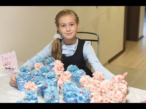 Как упаковать сладости в детский сад на день рождения