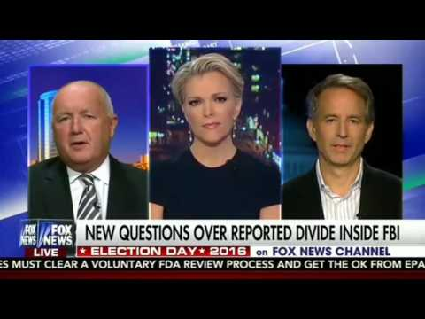 The Kelly File   Oct 31, 2016   Kelly Goes After Donna Brazile & CNN; New Info on FBI Investigation