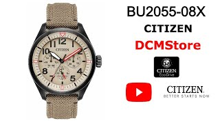 BU2055-08X Citizen Eco Drive C…