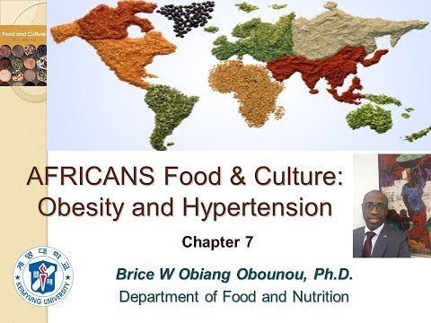 Chapter 7A Obesity and African Food and Culture
