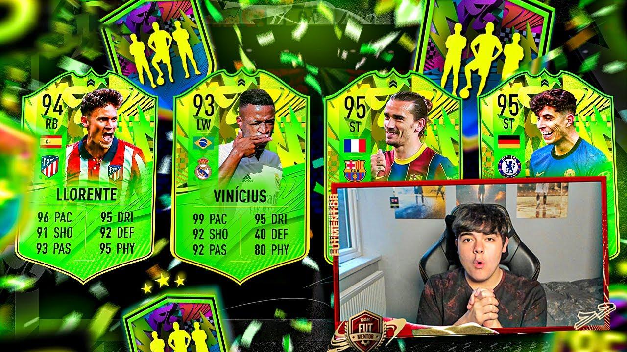 10x GUARANTEED FOF SBC PACKS! FIFA 21