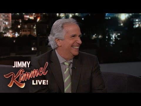 Henry Winkler on His Career, Cursing & Bill Hader