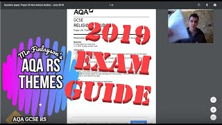AQA GCSE Religious Studies 2019 Exam Guide - Paper 2 - Themes
