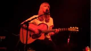 Lucy Rose acoustic - Gamble - at Kranhalle München Munich 2013-02-24 HD