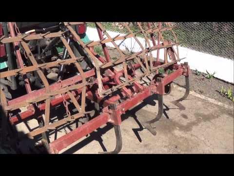 для культиватор для трактора т 25 своими руками семейная