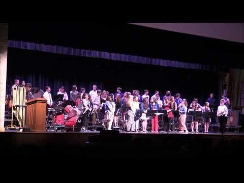 Oil City Senior High School's Spring Band Concert