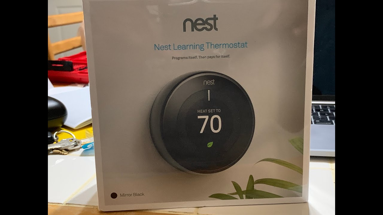 Nest Thermostat Installation For Dummies  I E  Me