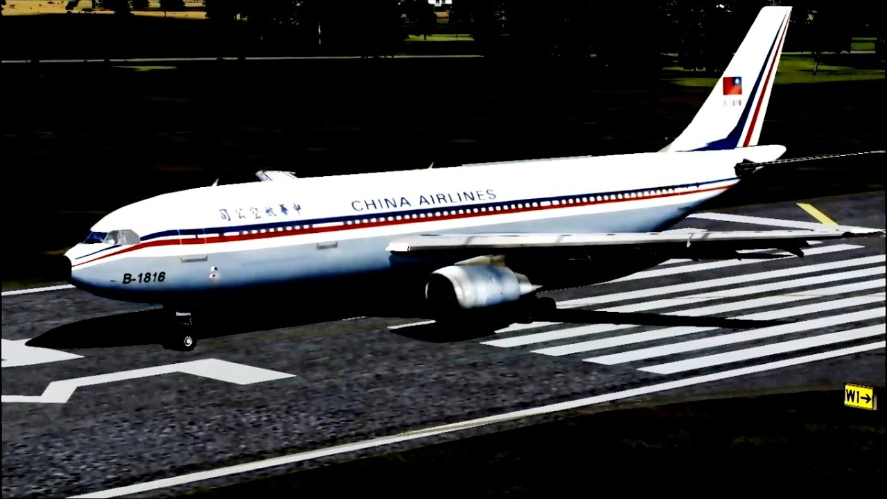 China Airlines flight 140 - Co...