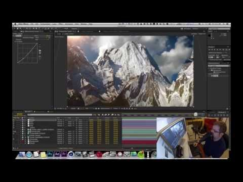Brograph Tutorial 032 - Projection Mapping Mountains