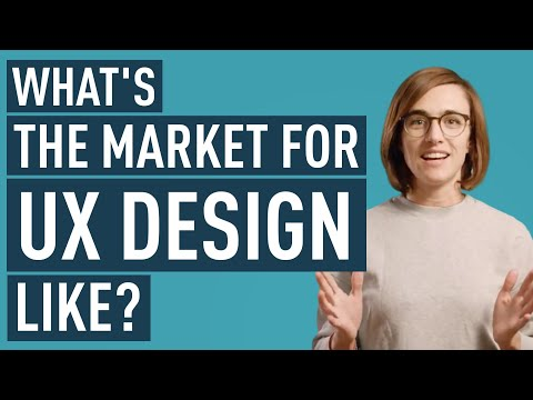 What's The Job Market For UX Design Like?