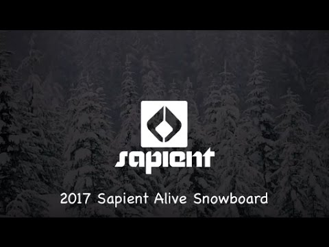 2017 Sapient Alive Wide Snowboard - Review - The-House