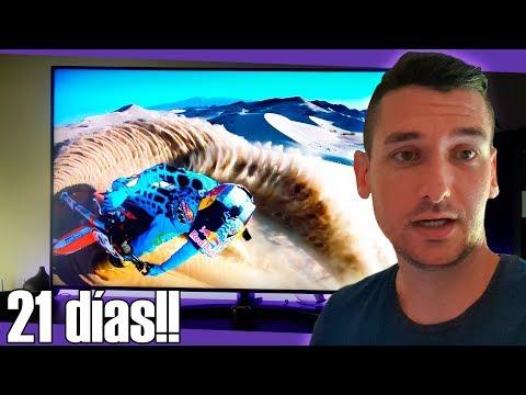 21 días Probando la nueva Smart TV 4K LG NanoCell