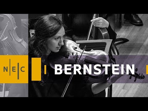Leonard Bernstein: Symphonic Dances from West Side Story — NEC Philharmonia