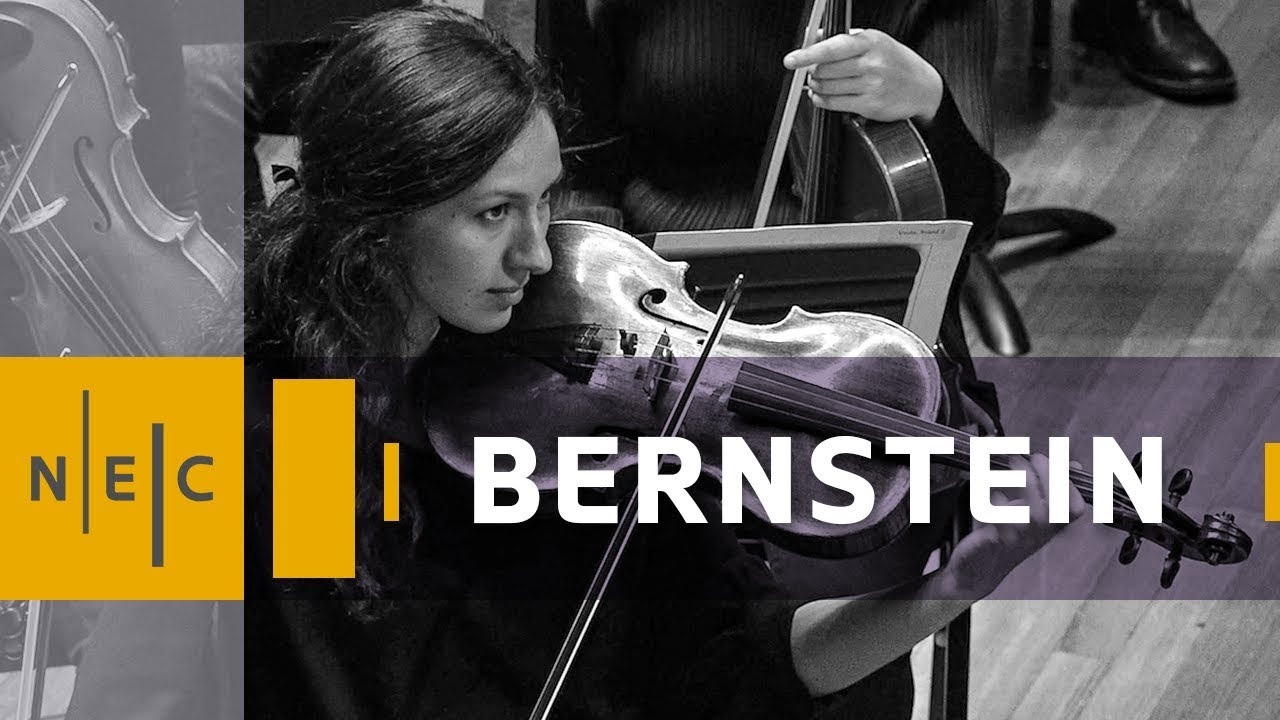 Leonard Bernstein Symphonic Dances From West Side Story Nec Philharmonia Youtube