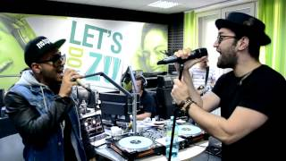 Smiley si Alex Velea - Dincolo de cuvinte (Live la Radio ZU)