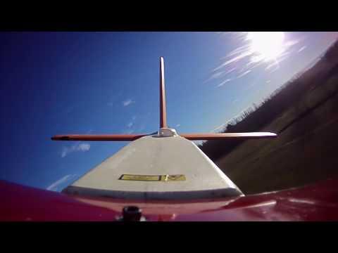Antarctic UAV Toroa flight trials