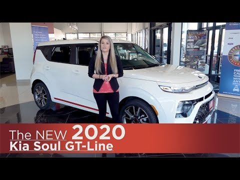All-New 2020 Kia Soul GT-Line | Elk River, Brooklyn Park, Mpls, St Cloud, MN | Walk Around