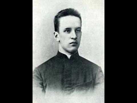 Konstantin Igumnov plays Tchaikovsky
