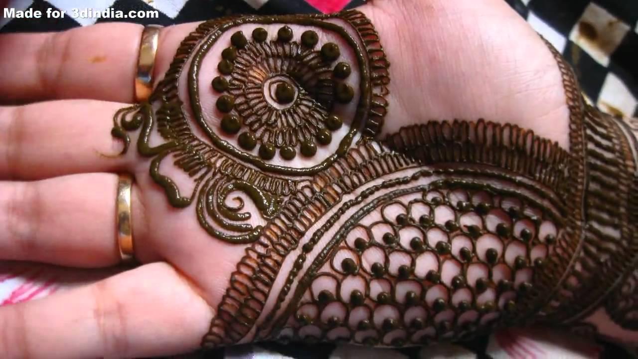 Mehndi Artist Falguni Rajpara Youtube