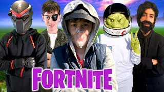 FORTNITE WATER FIGHT!!! - Epic Fortnite Kids In Real Life