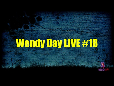 LIVE With Wendy Day #018 | Answering Your Questions Live