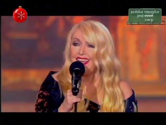 ► Maryla Rodowicz - Oj Maluśki  - polskie kolędy - blues version◄