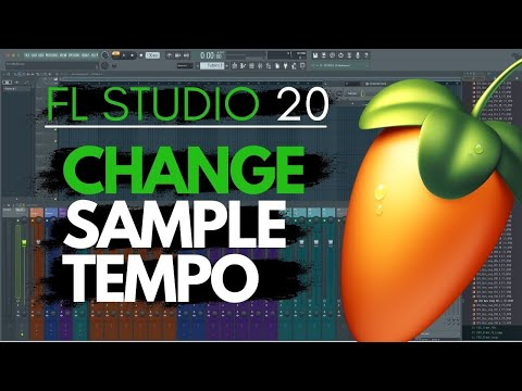 Time Stretch FL Studio 20 - Get Your Samples To Fit The Tempo