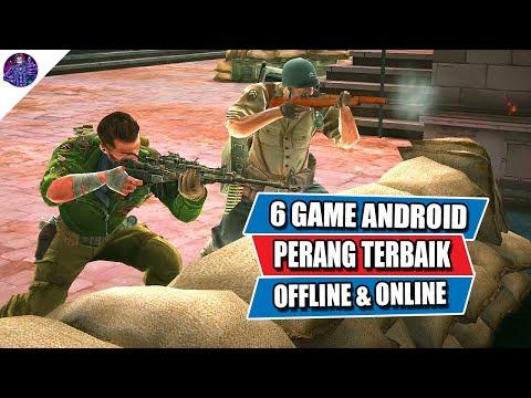 6 Game Android Terbaik Dengan Tema Perang Offline & Online