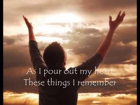 I Lift My Hands  with Lyrics   Chris Tomlin