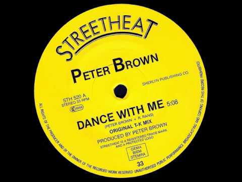 PETER BROWN - Dance with me ( 1978 )