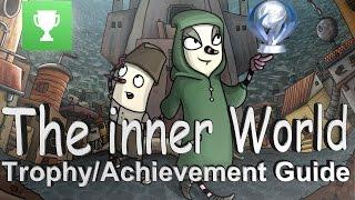 The Inner World Trophy/Achievement Guide - Full Game Walkthrough - 1.5 hour Platinum