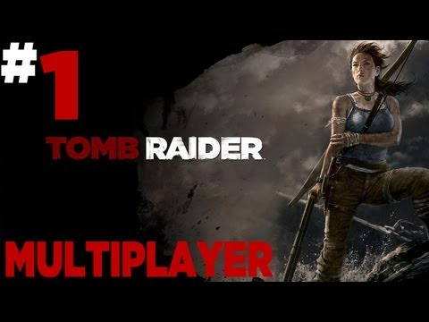 Tomb Raider - Walkthrough - Multiplayer Gameplay - Part 1 - Agent 47?