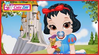 Snow White Baby Shower   Disney Princess Games For Kids