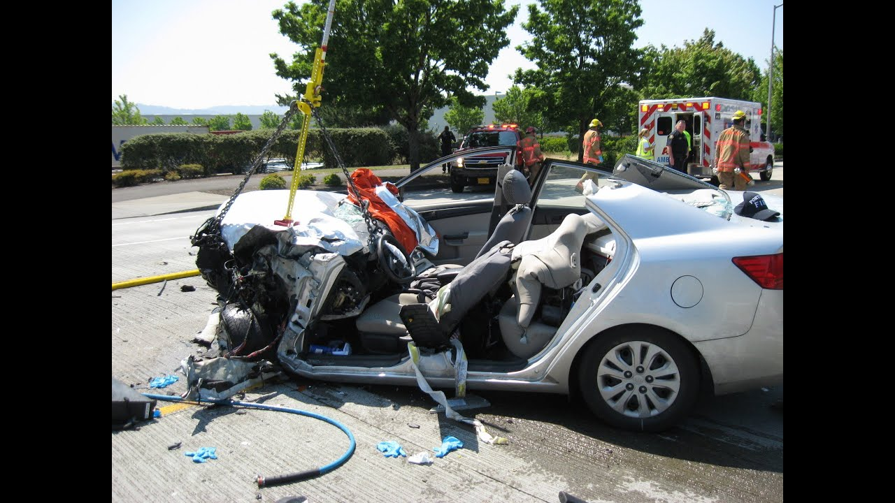 Horrible Car Accident Scenes