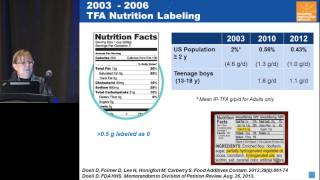 ILSI NA: EB2015: Research on Partially Hydrogenated Oils and LDL-Cholesterol (DeAnn Liska)