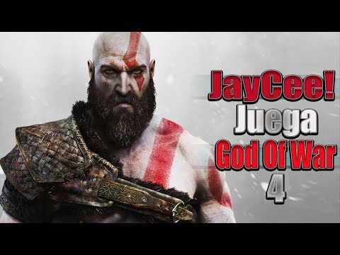 JayCee Juega God Of War 4 Parte 1!