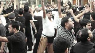 MARKAZI MATMI SANGAT UK SHAAM 2012 - PURSA SYEDA SAKINA(s.a) PART 5