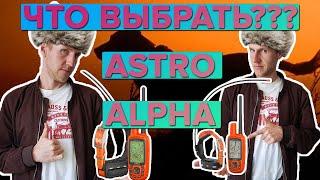 Что выбрать Garmin Astro 430 или Garmin Alpha 50?