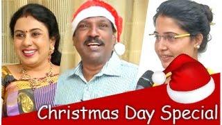 Celebrity Christmas - Christmas Special (25/12/2014)