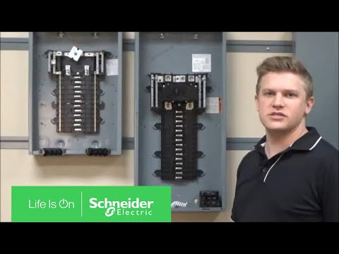 Differentiating Plug-On / Non-Plug-On Neutral QO™ Breakers & Panels | Schneider Electric Support