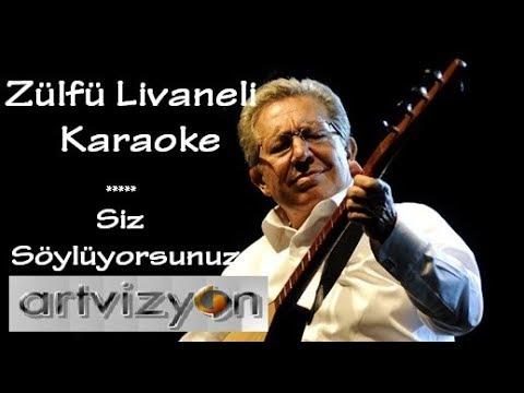 Zülfü Livaneli - Böyledir Bizim Sevdamız - Karaoke